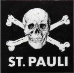 Bandeira do FC St. Pauli - Reprodução