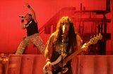 Bruce e Steve Harris no Morumbi - Foto: Divulgação/Media Mania