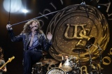 Whitesnake em SP: David Coverdale - Foto: MRossi