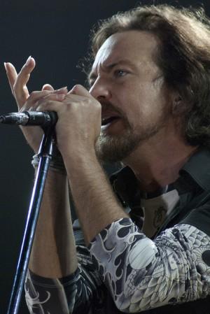 Pearl Jam em SP em 2011 - Eddie Vedder - Foto: Divulgação Time For Fun/Rafael Koch Rossi
