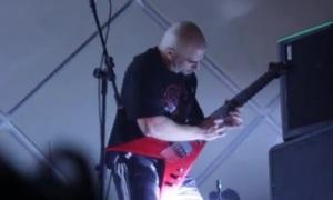 Cavalera Conspiracy em SP - Marc Rizzo - Foto: Reprodução YouTube
