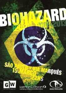 Biohazard - Via Marques