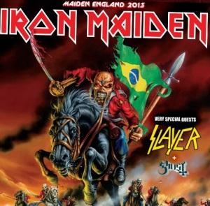 Divulgados os preços para show do Iron Maiden em são Paulo