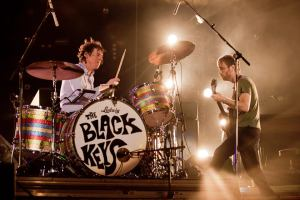 The Black Keys no Lollapalooza - Foto:Divulgação Lollapalooza/Dave Mead