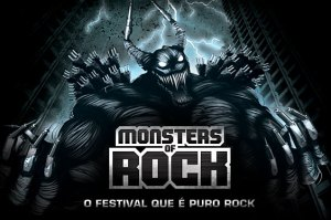Monsters of Rock-Logo