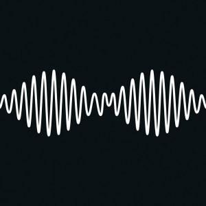 """Arctic Monkeys - Reprodução da capa do disco """"AM"""""""