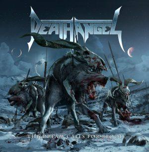 Death Angel divulga nome e capa de novo álbum previsto para outubro