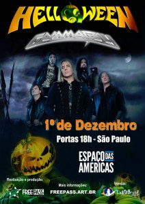 Helloween no Brasil