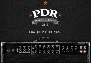 Porao do Rock - Reprodução