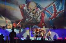 Iron Maiden no Rock in RIo - Foto: Divulgação RioTur