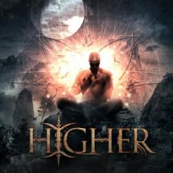 """Higher - Reprodução da capa do disco """"Higher"""""""