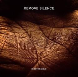 """Reprodução da capa do EP """"Irreversible"""", do Remove Silence"""