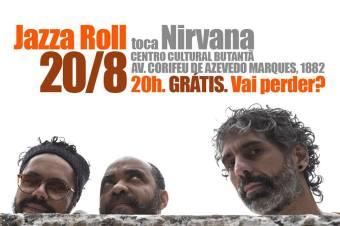 Jazza Roll em SP - Foto: Divulgação
