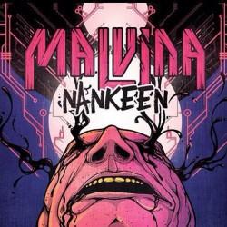 """Malvina - """"Nankeen"""" - Reprodução da capa"""