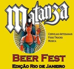 Matanza Beer Fest - Cartaz de Divulgação