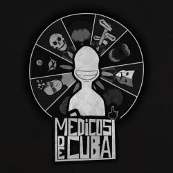 Médicos da Cuba - Reprodução da capa do novo disco