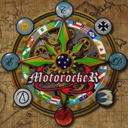 "Motorocker - Reprodução da Capa do disco ""Rock Brasil"""