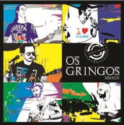 Reprodução da capa do disco da banda Os Gringos
