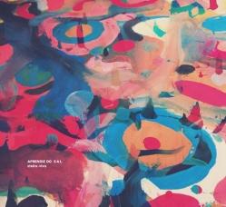 """Reprodução da capa do disco """"Aprendiz do Sal"""", da banda Stella-viva"""