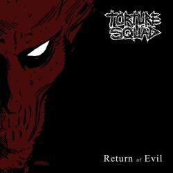 """Torture Squad - Reprodução da capa do EP """"Return of Evil"""""""