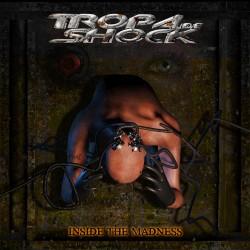 """Tropa de Shock - Reprodução da capa do álbum """"Inside the Madness"""""""