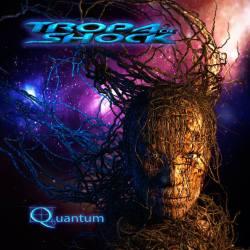 """Tropa de Shock - Reprodução da capa do disco """"Quantum"""""""