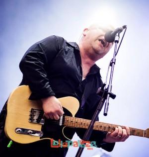 Pixies no Lollapalooza 2014 - Foto: Divulgação