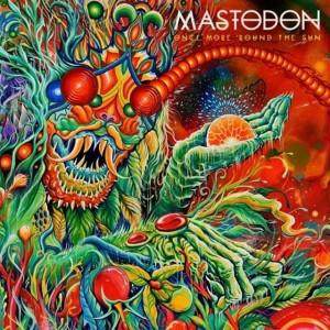 """Mastodon - """"Once More 'Round The Sun"""" - Reprodução da Capa"""