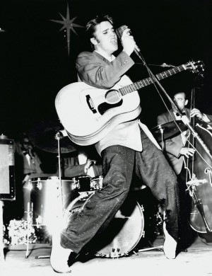 Elvis Presley - Foto: Divulgação