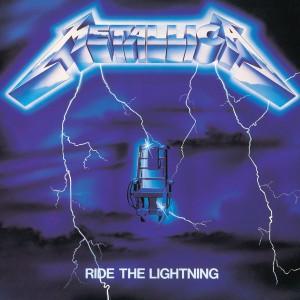 Ride The Lightning - Reprodução da Capa