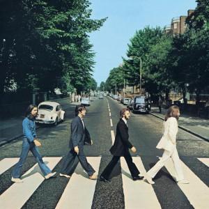 Abbey Road - Reprodução da capa histórica