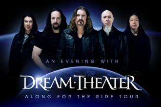 Dream Theater - Tour - Foto: Divulgação