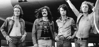 Led Zeppelin - Foto: Divulgação