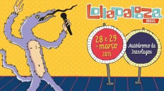 Lollapalooza - Reprodução