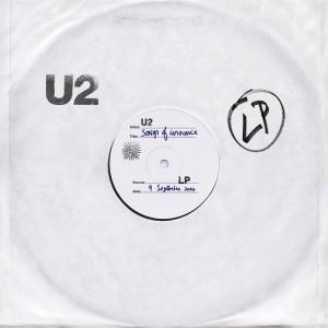 """U2 - """"Songs of Innocence"""" - Reprodução da Capa"""