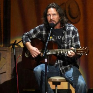 Eddie Vedder - Foto: Divulgação