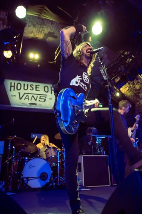 Foo Fighters - Foto: Divulgação/Facebook