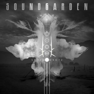 Soundgarden - Reprodução de Capa