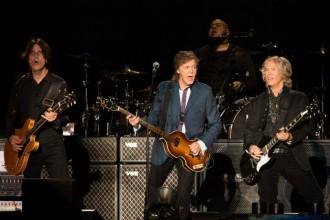 Paul McCartney e banda em SP - Foto: Divulgação Midiorama/Marcos Hermes