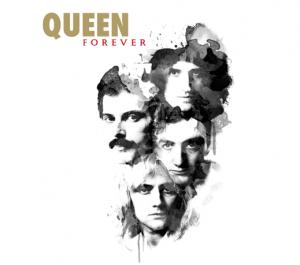 """""""Queen Forever"""" - Reprodução da Capa"""