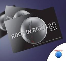Rock in Rio Cards - Reprodução de Figura Ilustrativa