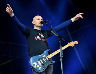 Smashing Pumpkins - Billy Corgan - Foto: Divulgação