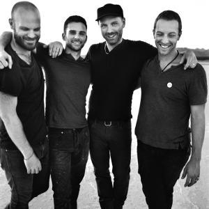 Coldplay - Foto: Divulgação