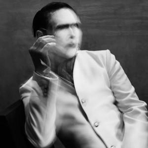 Marilyn Manson - Reprodução da Capa do novo álbum
