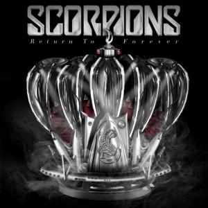 """Scorpions - """"Return To Forever"""" - Reprodução da Capa"""
