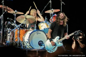 Foo Fighters em SP - Foto: Divulgação Time For Fun/Marcelo Rossi