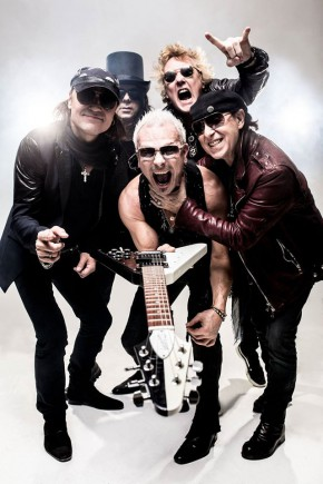 Scorpions - Foto: Divulgação