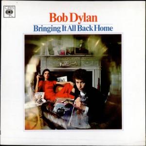 """""""Bringing It All Back Home"""" - Reprodução da Capa"""