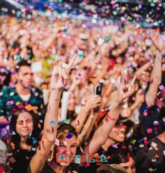 Lollapalloza em 2014 - Foto: Divulgação