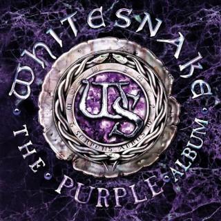 """""""The Purple Album"""" - Reprodução da Capa"""